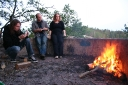 And our own, private, bonfire.. :)