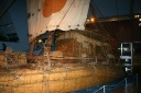 The papyrus boat RA II