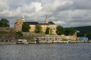 Castle protecting Oslo..