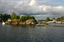 The only privately owned island in Oslofjorden.