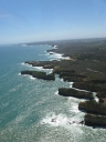 Shipwreck Coast from the air.. (1)