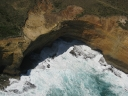 Shipwreck Coast from the air.. (3)