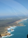 Shipwreck Coast from the air.. (7)