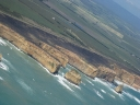 Shipwreck Coast from the air.. (8)
