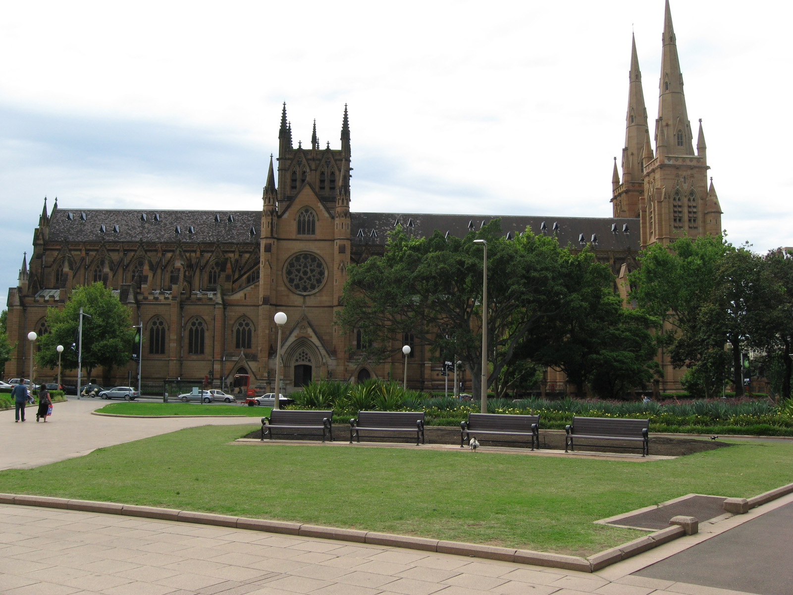 St Mary\'s Cathedral