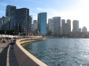 Sydney\'s business district